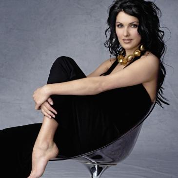 Russian soprano Anna Netrebko
