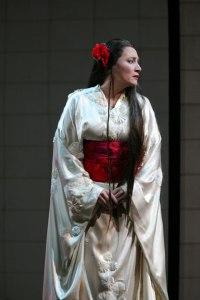 Patricia Racette as Cio-Cio-San