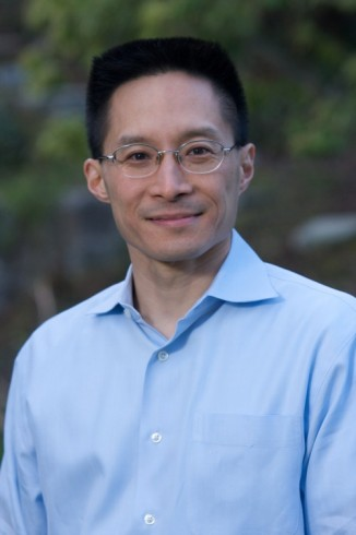 American author Eric Liu