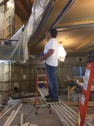 The post-Katrina restoration of the Orpheum