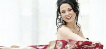 Italian soprano Maria Luigia Borsi stars in Puccini opera