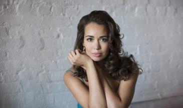 Richard Tucker Award-winning soprano Nadine Sierra